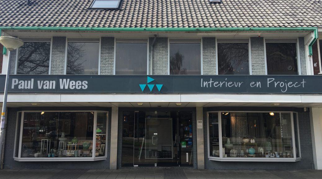 Paul van Wees Interieur en Project